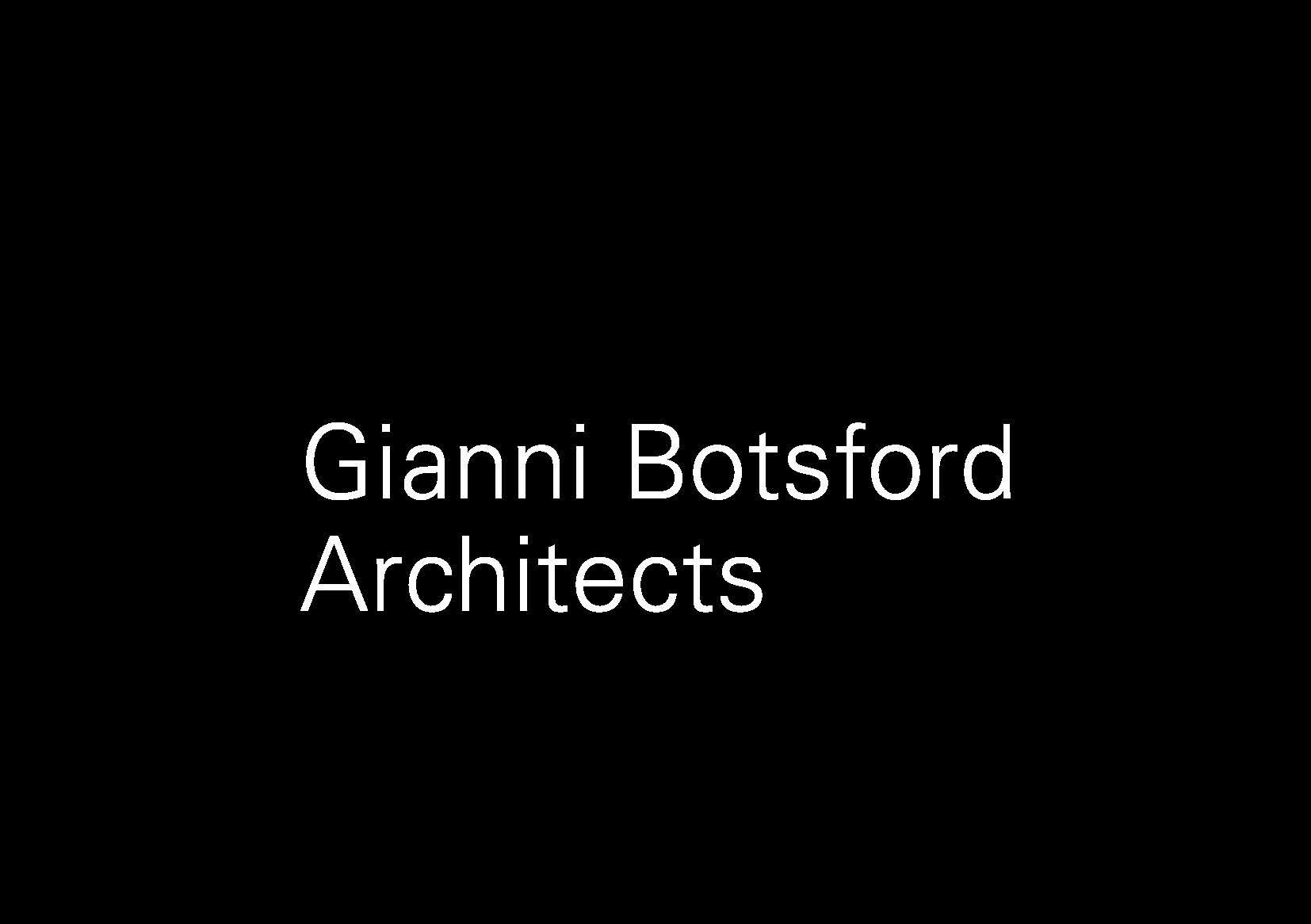 Gianni Botsford — Logo